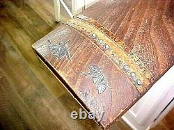 1800s Edo Vintage Wooden KOTO Japanese Harp Stringed Instrument Rare, RESTORABLE