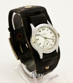 1930's RARE SEIKOSHA 9150 Special Seiko Japanese watch, cal. 64 patent no 274740