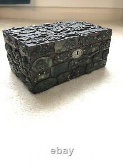 19th century rare japanese box