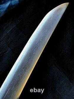 ANTIQUE JAPANESE SAMURAI KOTO RARE Katoshino Kidukuri BY UJIYOSHI