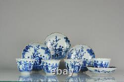Antique Japanese -Arita Rare Kakiemon Tea Set Figures Porcelain
