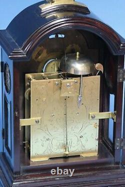 C. 1840 Rare Japanese Dual Time Bracket Clock