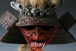 Extremely Rare Type Samurai Helmet -Takeda Shingen Kabuto-