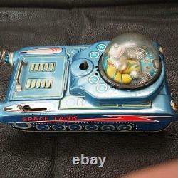 Japanese antique toys Masudaya Space tank Very rare free shipping from japan m