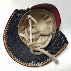 Japanese samurai armor 62 sword helmet kabuto Yoroi Vintage Rare