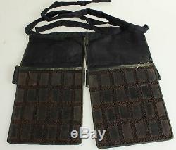 Japansene Traditional Kusari Katabira Chain Yoroi / Samurai Edo antique rare