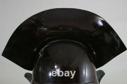 RARE KAWARI KAKU ZUKIN NARI KABUTO (helmet) of YOROI (armor) EDO 2.74kg