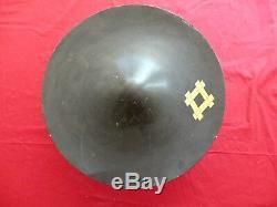 Rare Antique Authentic Japanese JINGASA Hat Lgeta Kabuto Yoroi Koshirae Armor