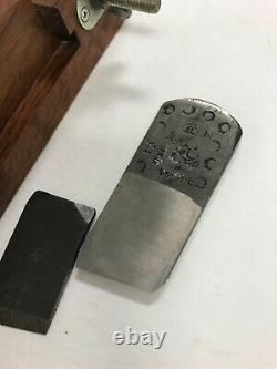Rare Antique Mentori Kanna Wood Plane Japanese Master Carvers Tools Amaz