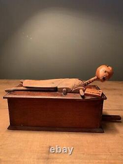 Rare Automaton Japanase KOBE TOYS MEIJI PERIOD (1868-1912)