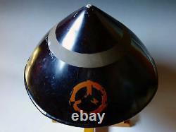 Rare Japanese SAMURAI's helmet Jingasa About 200 Years Ago EDO period