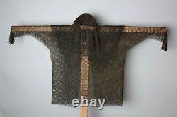Rare Samurai Kusari mail armor. Edo, 18-19 th. C HH16