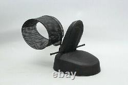Rare Shinto Kanmuri, Japanese tailed Priest Hat. GG72