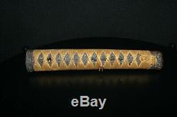 Rare beautiful antique Edo tsuka katana handachi tachi samurai sword