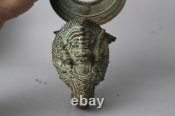 Rare large Bronze Palanquin Hook Khmer Kingdom, 13-14 th century Z80