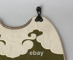 Rare samurai Muneate chest guard. Edo period, 19th century FF30