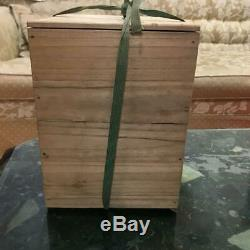 Ryubundo Tetsubin Teapot Tea Kattle Box Vintege Antique Iron Ancient art Rare