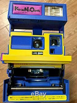 Tomy Japanese Antique Toy Vintage Rare Polaroid Camera Kodomo No Omocha Japan