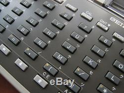 Very RARE Japanese edition Vintage 1983 NOS SEIKO UC2200 programming keyboard