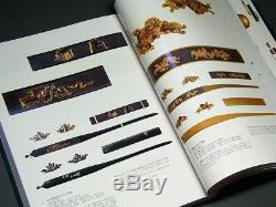 Very Rare Limited BOOK JAPANESE ANTIQUE SWORD FITTINGS by GOTO-SCHOOL