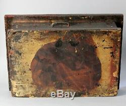 Very rare lacquer artist working table! X56
