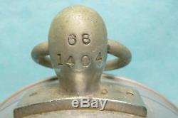 WW2 Imperial Japanese Army time clock Very Rare! Military Antique Free/Ship